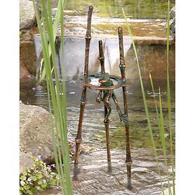 Skulptur Froschperspektive von Kurtfritz Handel