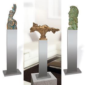 Skulpturen aus der Edition Strassacker von Ernst Fuchs