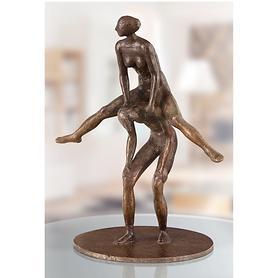 Skulptur Süße Last von Hans Neuwirth
