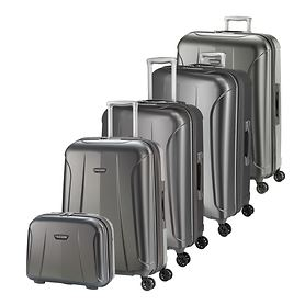 travelite Elbe Trolleys, anthrazit, 4 Rollen