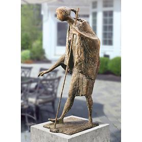 Skulptur Gänseliesel