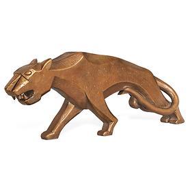 Skulptur 'Panther' von Heinz Rupp