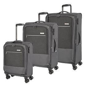 Travelite Arona, Trolleys, anthrazit, 4 Rollen