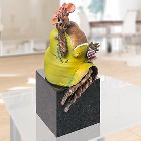 Skulptur Süße Versuchung