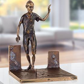 Skulptur Am Scheideweg