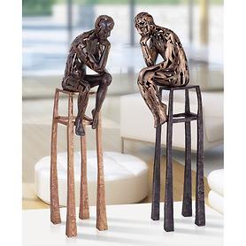 Skulpturen Thinkers