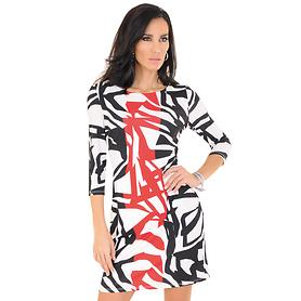 Kleid Abstract