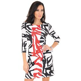Kleid Abstract Gr. 44