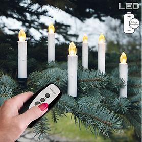LED-Baumkerzen 10 tlg.