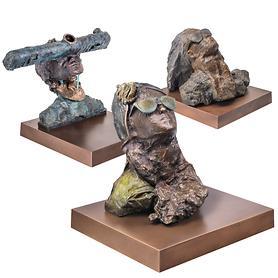 Skulpturen Sternsucher