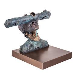 Skulptur Sternsucher 3 Vorschlag 6847