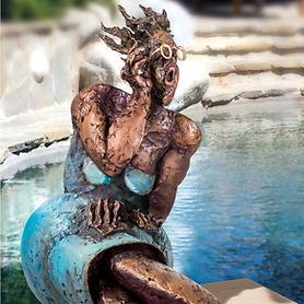 Skulptur Unglaublich