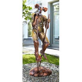 Ideal: Skulptur Clown Stelzen Idee