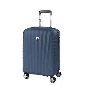 Roncato UNO ZSL Premium 2.0, 55 cm, Trolley, blu, 4 Rollen, Kabinengepäck