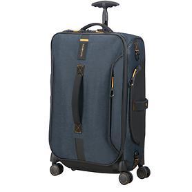 Samsonite Paradiver light, 79 cm, Trolley, jeans blau, 4 Rollen