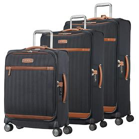 Samsonite Lite DLX Trolleys, midnight blue, 4 Rollen