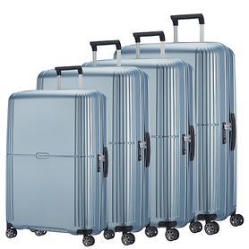 Samsonite Orfeo Trolleys, sky silver, 4 Rollen
