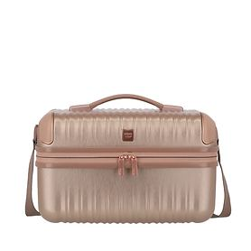 TITAN BARBARA GLINT, 25 cm, Beauty Case, Rose Metallic