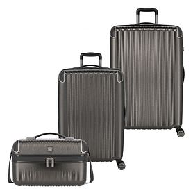 TITAN Barbara Glint, Trolleys und Beauty Case, Anthracite Metallic