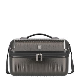 TITAN BARBARA GLINT, 25 cm, Beauty Case, Anthracite Metallic