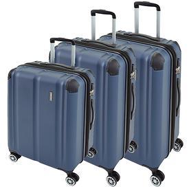 travelite City Trolleys, marine, 4 Rollen