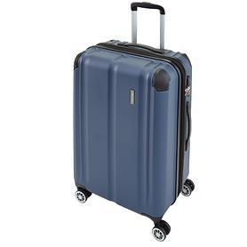 travelite City, 77 cm, Trolley, marine, 4 Rollen