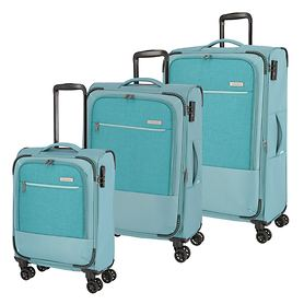 Travelite Arona, Trolleys, aqua, 4 Rollen