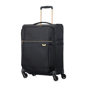 samsonite-uplite-55-cm-trolley-black-gold-4-rollen-kabinengepack