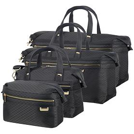 Samsonite Uplite, Toilet Kit, Beauty Case, Reisetaschen, black / gold