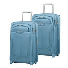 Samsonite Duosphere, Trolley, niagara blue , 2 Rollen, Kabinengepäck