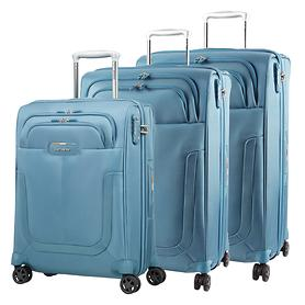 Samsonite Duosphere, Trolley, niagara blue , 4 Rollen, Kabinengepäck