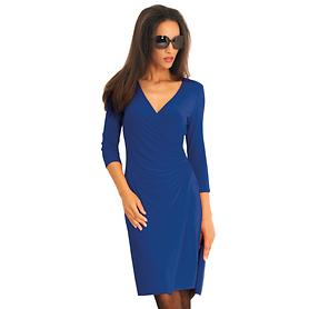 Kleid Broadway blau Gr. 34