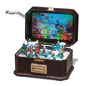 LED-Spieluhr Nostalgie
