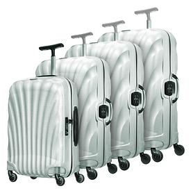 Samsonite Lite-Locked, Trolleys, off-white, 4 Rollen