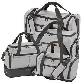 Travelite Flow Reisetaschen grau