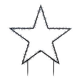 """*Merry X-Mas*: LED-Baum """"Santa"""" aus Kunststoff, grün (Kopie)"""