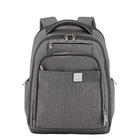TITAN  Power Pack, 46 cm, Backpack, grau, erweiterbar