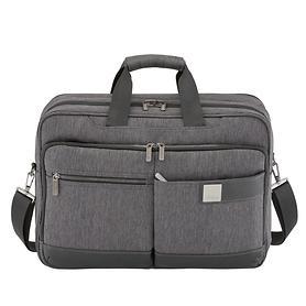 TITAN  Power Pack, 32 cm, Laptop Bag, grau, erweiterbar