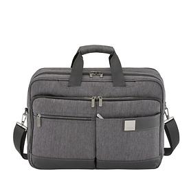 TITAN  Power Pack, 28 cm, Laptop Bag, grau, erweiterbar