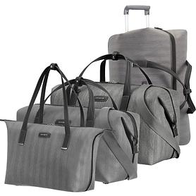 Samsonite Lite DLX, Handtasche, eclipse grey
