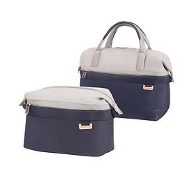 Samsonite Uplite Toilet Kit & Beauty Case pearl/blue