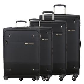 Samsonite Base Boost Trolleys schwarz 4 Rollen