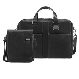 Samsonite West Harbor Crossover-Bag & Aktentasche schwarz