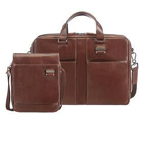 Samsonite West Harbor Crossover-Bag & Aktentasche braun