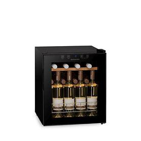 Einzonen-Weinklimaschrank f. 16 Fl.