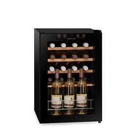 Einzonen-Weinkühlschrank f. 20 Fl.