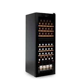 Zweizonen-Weinkühlschrank f. 46 Fl.