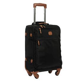 brics-x-bag-x-travel-55-cm-trolley-schwarz-4-rollen-kabinengepack