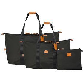 Bric's X-Bag X-Travel Reisetaschen 2 in 1 schwarz