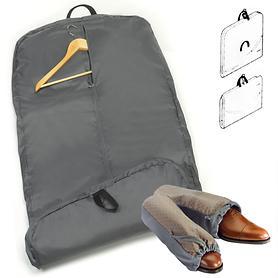 Samsonite Kleidersack und Schuhbeutel